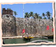 Sindhudurg fort  photos